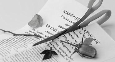 wina rozkładu pożycia małżeńskiego, rozwód